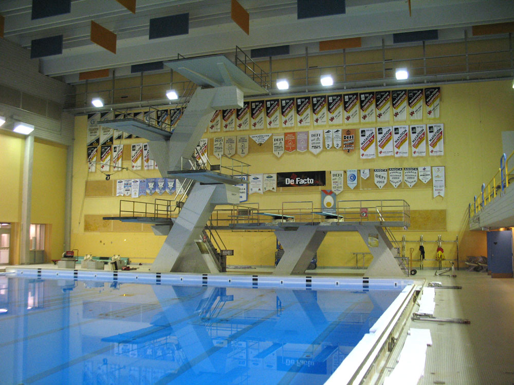 R fection de piscines int rieures for Club piscine cure labelle laval